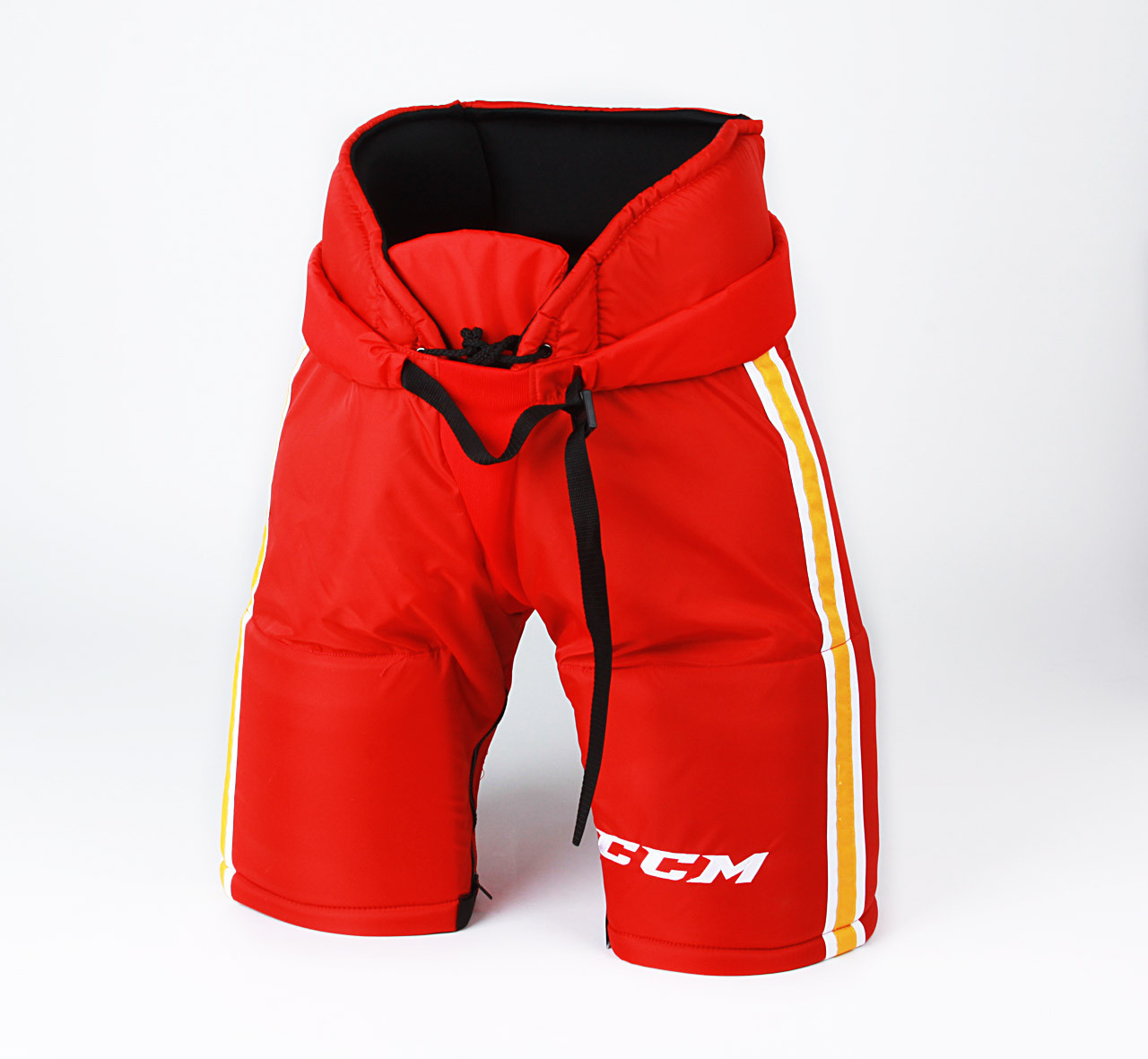 Size XL - CCM HP70 Pants - Team Stock Calgary Flames