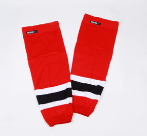 Game Sock - New Jersey Devils - Red Reebok Size XL+