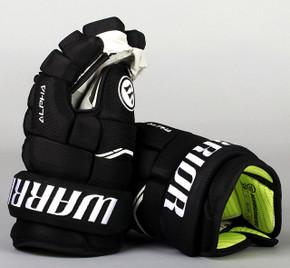 """13"""" Warrior Alpha QX Gloves - Team Stock Colorado Avalanche"""