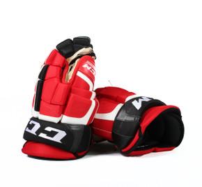 "13"" CCM Pro Gloves - Team Stock New Jersey Devils #2"