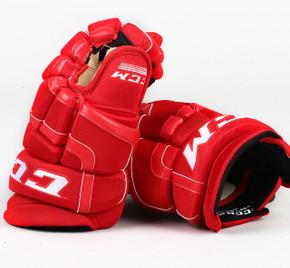 "13"" CCM HG55 Gloves - Team Stock Carolina Hurricanes"