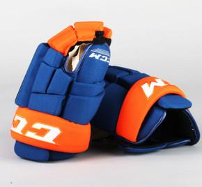 """14"""" CCM HG4RPP Gloves - Team Stock Edmonton Oilers"""