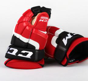 """13"""" CCM HG50 Gloves - Team Stock Albany Devils #2"""