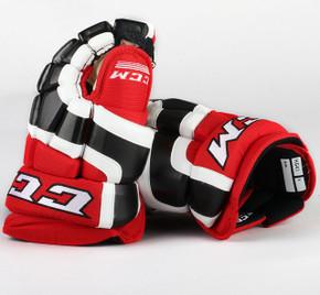 """13"""" CCM HG41 Gloves - Team Stock Ottawa 67's"""