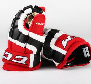 """14"""" CCM HG41 Gloves - Team Stock Ottawa 67's"""
