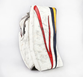 Regular - Factory Modification and Design Custom Pro White Blocker - Adam Houser Montreal Canadiens