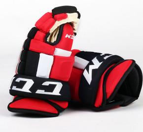 "14"" CCM HG97 Gloves - Team Stock New Jersey Devils #4"