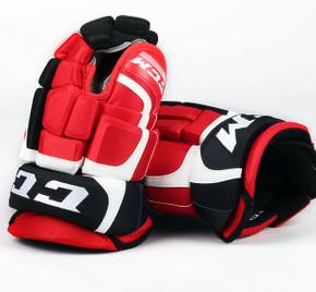 "13"" CCM HGCLPR Gloves - Team Stock New Jersey Devils #2"