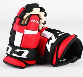 """13"""" CCM HG97 Gloves - Team Stock Albany Devils"""