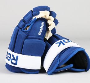"14"" Reebok HG95XP Gloves - Team Stock Toronto Maple Leafs"