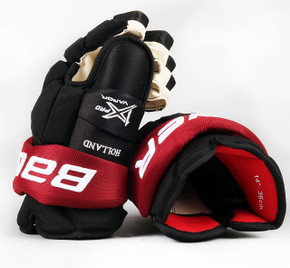 "14"" Bauer Vapor 1X  Pro Gloves - Peter Holland Arizona Coyotes"