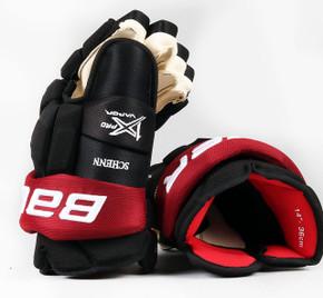 """14"""" Bauer Vapor 1X Pro Gloves - Luke Schenn Arizona Coyotes"""