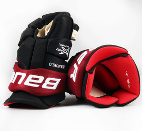 "14"" Bauer Vapor 1X  Pro Gloves - Anthony DeAngelo Arizona Coyotes"