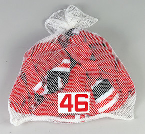 New Jersey Devils White Laundry Bag - Various Numbers #2