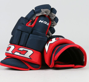 "14"" CCM HG97SP Gloves - Team Stock Columbus Blue Jackets #2"