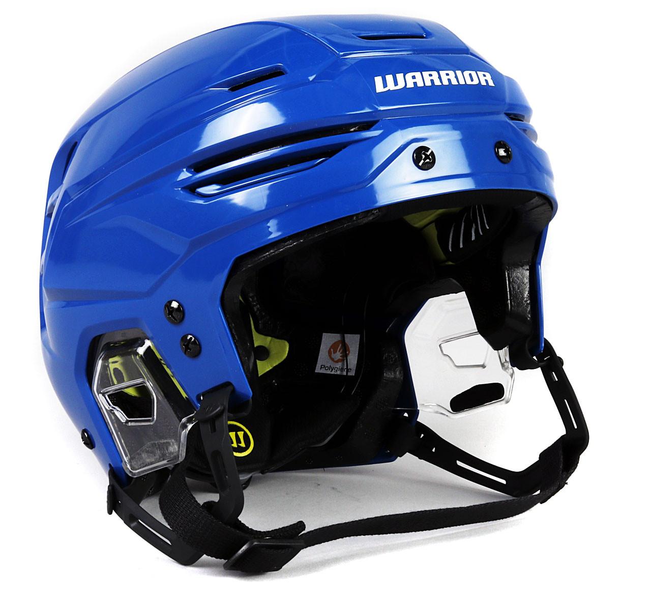 super popular cd39e dfe72 Size M - Warrior Alpha One Pro Royal Blue Helmet - Montreal ...