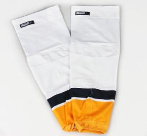 Game Sock - Nashville Predators - White Reebok Size XL #3