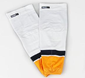 Game Sock - Nashville Predators - White Reebok Size XL+ #2