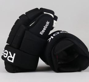 "15"" Reebok HGSTJR Gloves - Team Stock Los Angeles Kings"