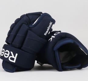 "15"" Reebok HGSTJR Gloves - Team Stock Winnipeg Jets"
