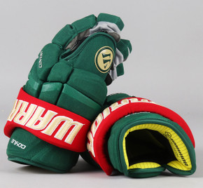 "13"" Warrior Covert QRE Gloves - Charlie Coyle Minnesota Wild"