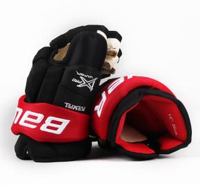 "14"" Bauer Vapor 1X Pro Gloves - Matt Puempel Ottawa Senators"