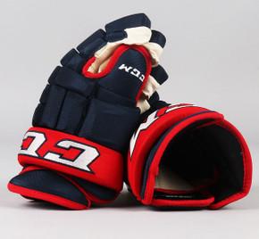 "14"" CCM HG97XP Gloves - Josh Anderson Columbus Blue Jackets"