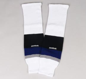 """Game Sock - Tampa Bay Lightning - White Reebok Size 30"""""""