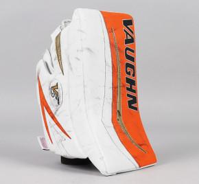 Regular - Vaughn V5 7800 White Blocker - Anton Khudobin Anaheim Ducks