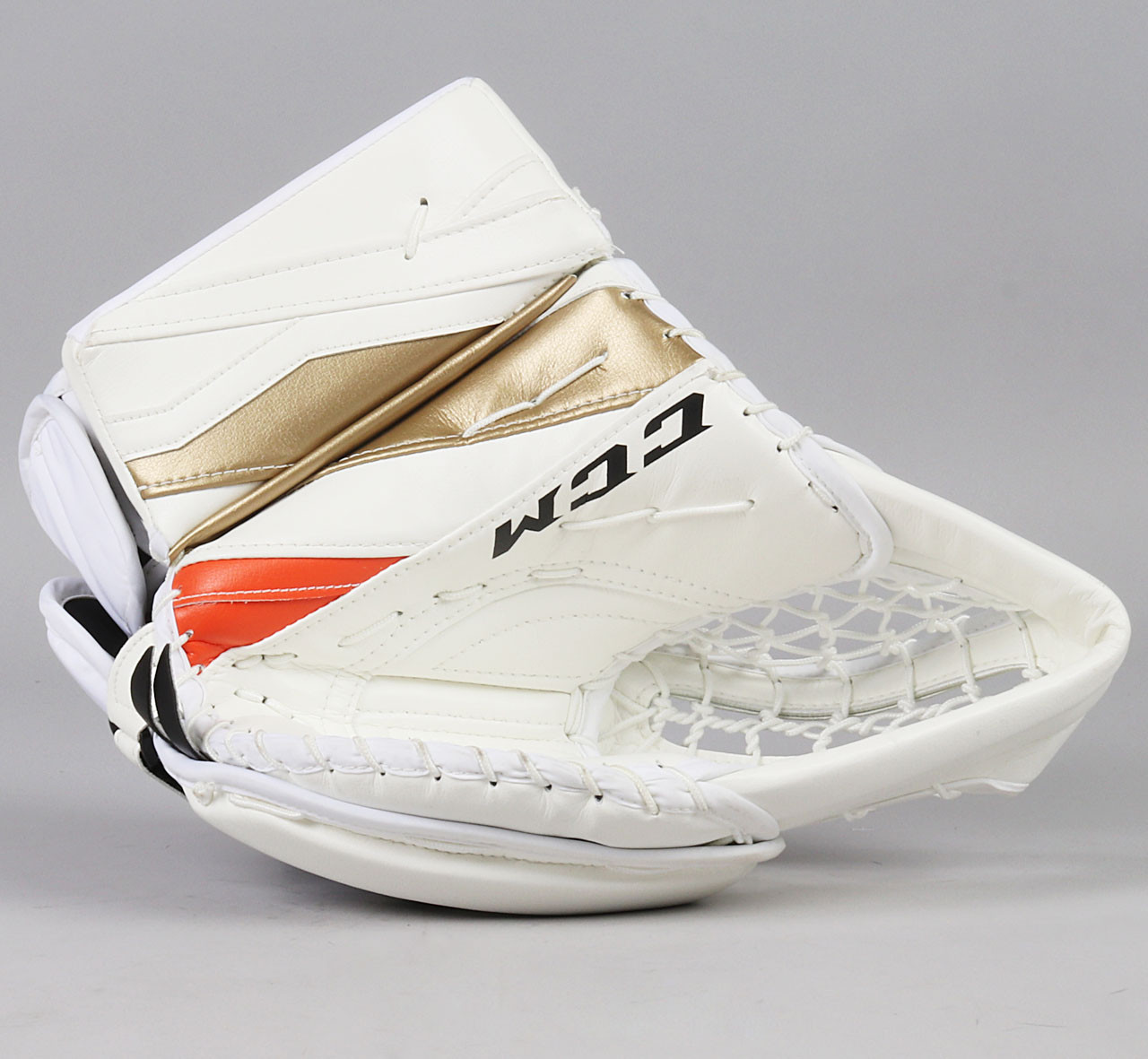 Regular - CCM Extreme Flex 3 White Glove - John Gibson Anaheim Ducks #8