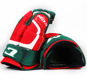 "14"" CCM HGCL Gloves - Jean-Sebastien Dea New Jersey Devils"