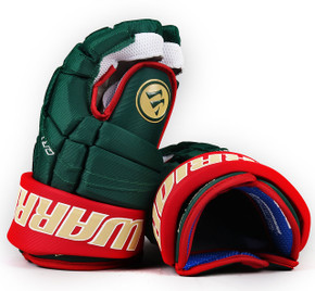 "13"" Warrior Covert QR1 Pro Gloves - Mikael Granlund Minnesota Wild #3"