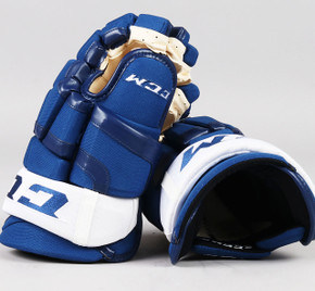 "14"" CCM HG50XP Gloves - Nazem Kadri Toronto Maple Leafs"