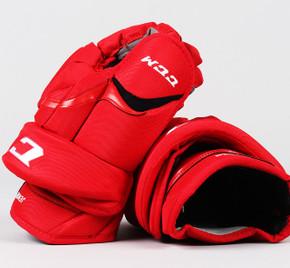 """14"""" CCM HG12 Gloves - Nick Jensen Detroit Red Wings"""