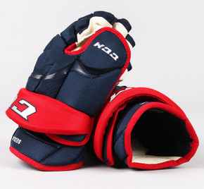 "14"" CCM HG12 Gloves - Lukas Sedlak Columbus Blue Jackets"