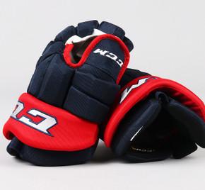 "13"" CCM HGTK Gloves - Artemi Panarin Columbus Blue Jackets #2"
