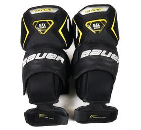Used Goalie Pads, Pro Stock, NHL Ice Hockey Goalie Leg Knee Pads