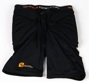 Columbus Blue Jackets XX-Large ShockSkin 5-Pad Shorts