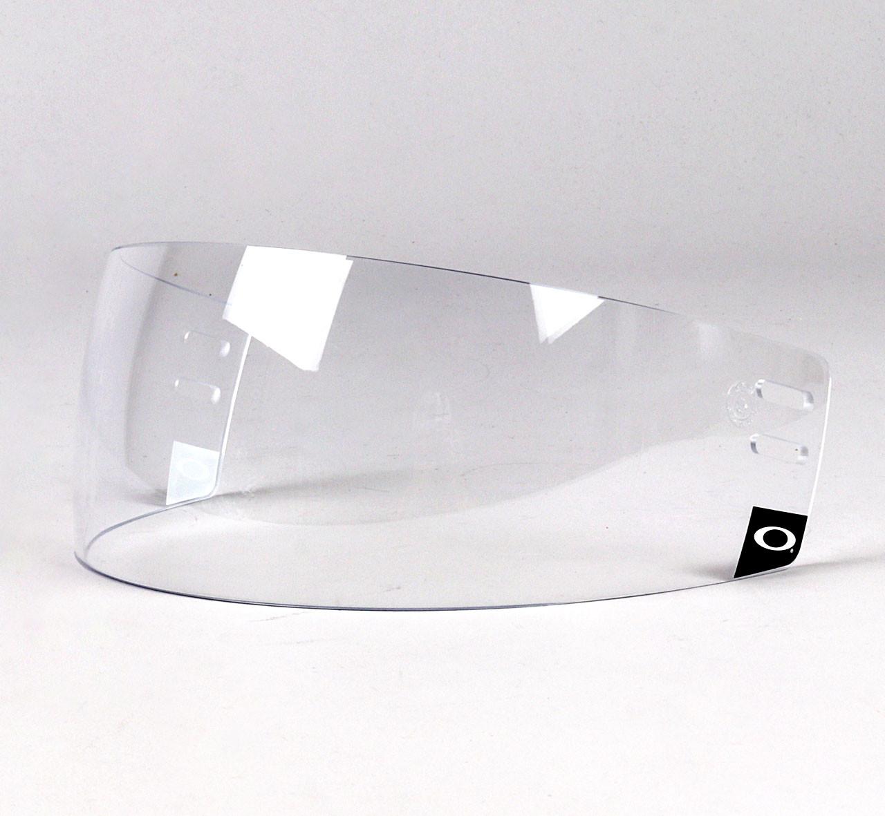 ostaa uusia erittäin suosittu ensiluokkainen Oakley Pro Straight Cut Clear Visor