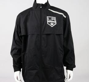 Los Angeles Kings X-Large Rinkside Full Zip Warm Up Jacket