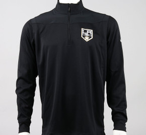 Los Angeles Kings Large Nike Golf Dri-Fit Quarter Zip Pullover