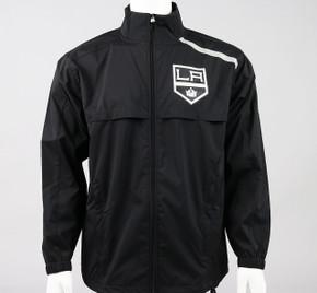 Los Angeles Kings Medium Rinkside Full Zip Warm Up Jacket