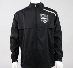 Los Angeles Kings Large Rinkside Full Zip Warm Up Jacket