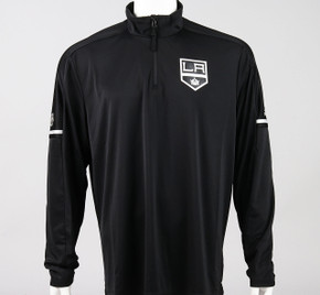 Los Angeles Kings X-Large Dri-Fit Quarter Zip Pullover