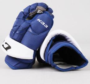 "13"" CCM HG12 Gloves - Team Stock Tampa Bay Lightning #2"