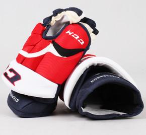 "13"" CCM HG12 Gloves - Chandler Stephenson Washington Capitals"