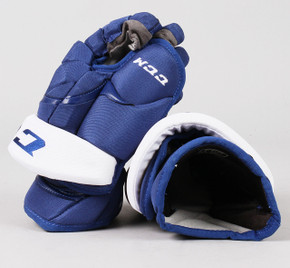 "13"" CCM HG12XP Gloves - Team Stock Toronto Maple Leafs"