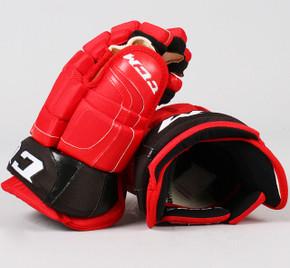 "13"" CCM HGCL Gloves - Team Stock New Jersey Devils"