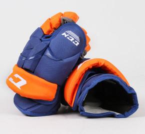 "13"" CCM HG12XP Gloves - Team Stock Bridgeport Sound Tigers"