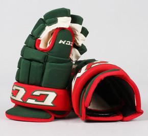 "14"" CCM HG97 Gloves - Patrick Cannone Minnesota Wild"